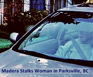 Is Karol Madera a murderer as well as a stalker of women?